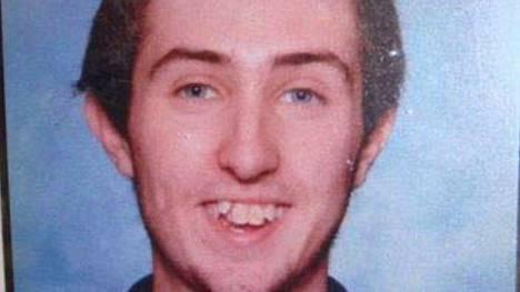18-vuotias Aaron Pajich joutui kylmäverisen murhajuonen uhriksi.