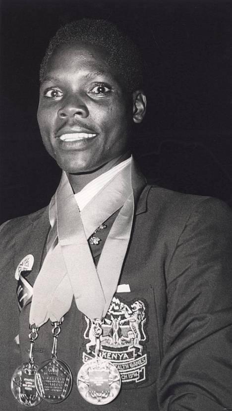 Ben Jipcho juoksi ensin kunniaa Kenialle ja vuodesta 1974 itselleen rahaa ammattilaistallissa.