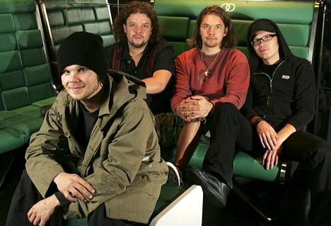 Bändi vuonna 2005.