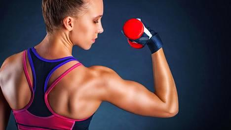 Fitness-urheilijoiden kehon hormonijärjestelmä palautui suurelta osin ennalleen palautumisjaksolla.