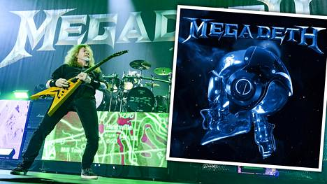 Megadeth soitti Suomessa viimeksi tammikuussa 2020. Kun keikkoja ei korona-aikaan ole, on edes virtuaalimaskotteja.
