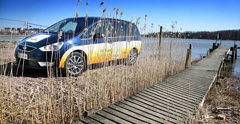 Ford Galaxy flexifuel on etanoliauto.
