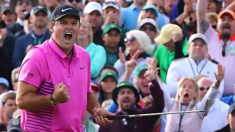 Patrick Reed otti uransa ensimmäisen major-voiton Mastersissa