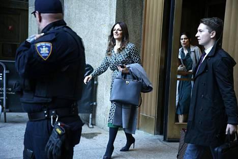 Donna Rotunno toimii Weinsteinin asianajajana.