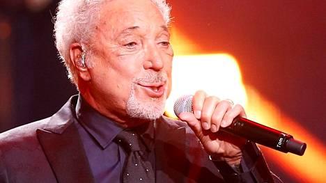 Tom Jonesin oli tarkoitus esiintyä keskiviikkona Turussa.