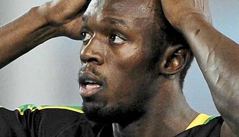 Usain Bolt on edelleen kuumin ennakkosuosikki satasen MM-finaaliin.