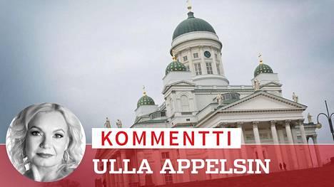 Helsingin Tuomiokirkossa luettiin hiljattain ääneen Maahanmuuttoviraston tekemiä kielteisiä turvapaikkapäätöksiä.