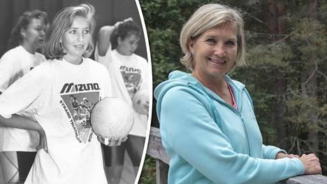 """Takavuosien lentopallotähti Catarina Svenlin koki usein epämiellyttäviä tilanteita pelimatkoilla – """"Kai se liittyi tähän vaaleuteeni"""""""