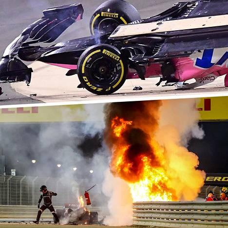 Bahrainissa on nähty dramatiikkaa.