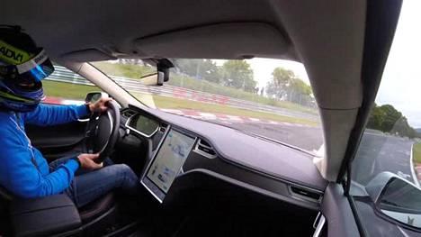 IS TV Nürburgringillä