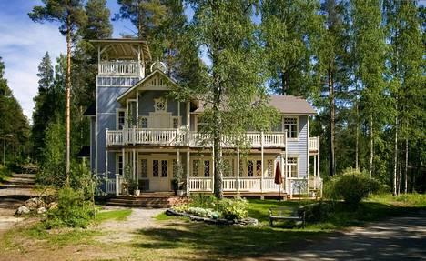 Kirstin talo Karjan kunnailla -sarjassa.