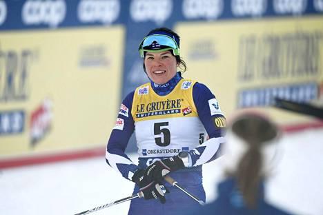 Moni näkisi mieluusti Krista Pärmäkosken hiihtoja Ylen kanavalta.
