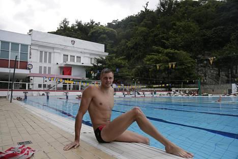 Ari-Pekka Liukkosen harjoittelu on sujunut sydänoperaation jälkeen.