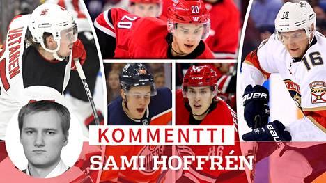 Suomella on paljon huippuluokan NHL-pelaajia, mutta vain pieni osa heistä auttaa Leijonia MM-kisoissa.