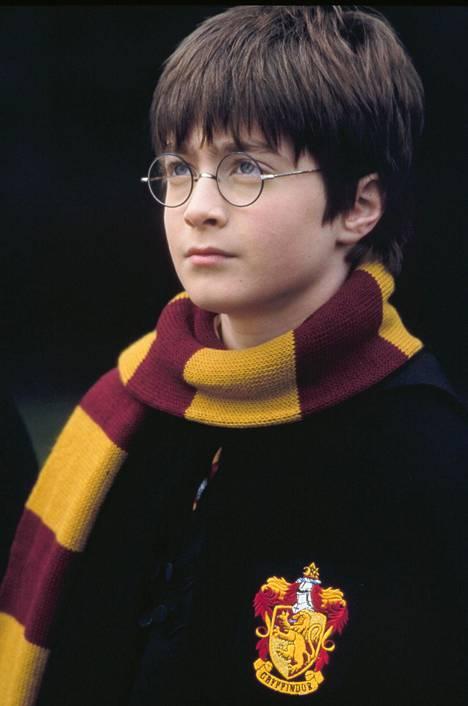 Daniel Radcliffe hyppäsi jättirooliin vain 11-vuotiaana.