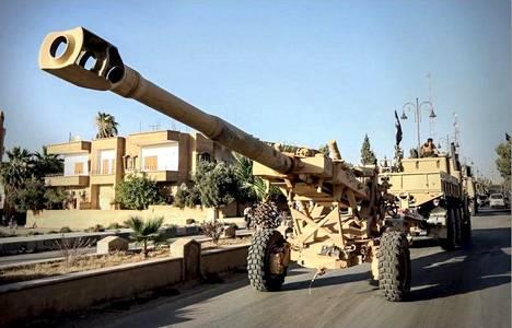 """Isis julistautui ensimmäisen kerran """"islamilaiseksi valtioksi"""" jo vuonna 2008."""