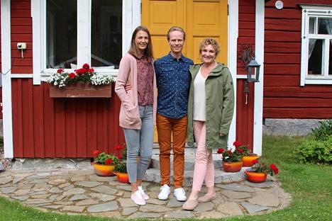 Suomen kaunein koti -ohjelman tuomaristoon kuuluivat tällä kaudella Hanna Sumari, Sini Rainio ja Tero Pennanen.