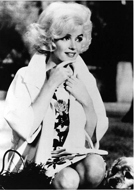 Kuka kumma olikaan naimisissa Hollywood-kaunotar Marilyn Monroen kanssa?