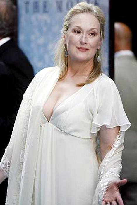 Meryl Streep pitää jalat maassa, koska tietää, miltä koruton elämä maistuu.