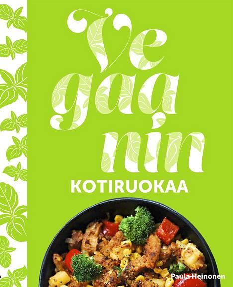 Resepteissä on tavallisia, suomalaisia kotiruokia ja herkkuja kasvisversioina.