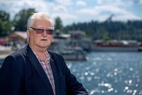 Pekka Vasala viime vuonna Lahdessa.