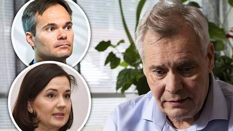 Antti Rinne sanoi Ilta-Sanomissa viime lauantaina, ettei valtiovarainministeriön virkamiesten tai korkeiden talouspolitiikan osaajien kannata tulla enää kertomaan, miten julkista taloutta pitää sopeuttaa. Lausahdus kummastutti kokoomusministereitä.