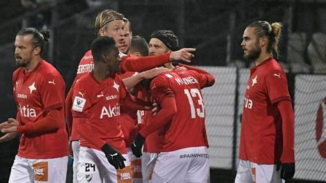 HIFK nähdään Veikkausliigassa myös ensi kaudella.