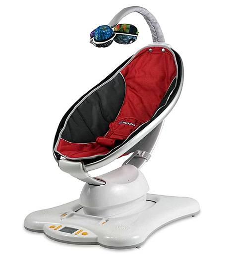 Moderni vauvantuoli tarjoaa Elton Johnin lapselle ylelliset oltavat.