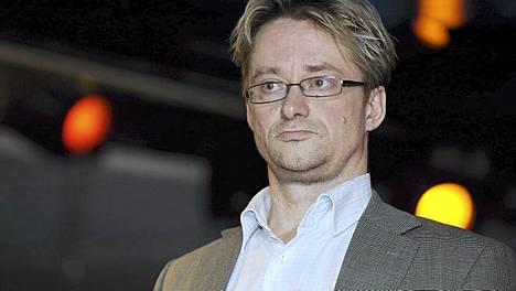 Mikael Jungner palaa tänään takaisin töihin.