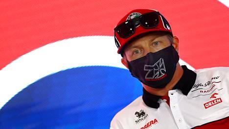 Kimi Räikkösen vauhti oli jälleen vaisua Alfa Romeo -tallin autolla.