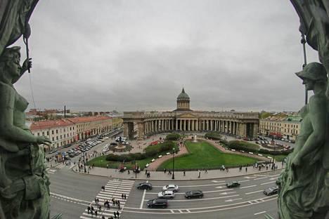 Pietari ja Leningradin alue ottavat uuden sähköisen viisumin käyttöön jo lokakuun alusta tänä vuonna. Kaikkineen Venäjä pyrkii siirtymään sähköiseen viisumiin tammikuusta 2021 alkaen.