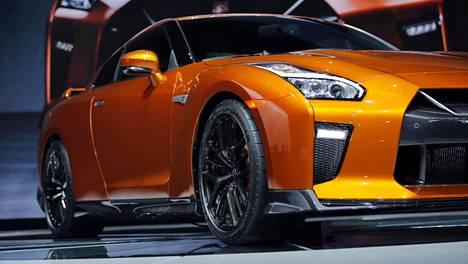 Nissan GT-R on edelleen kulttiauton maineessa.
