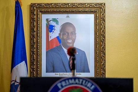 Jovenel Moïse siirtyi politiikkaan banaanibisneksestä vuonna 2015 ja nousi presidentiksi vuonna 2017.
