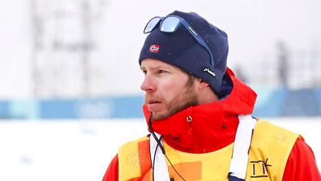 Norjan miesten vastuuvalmentaja Eirik Myhr Nossum on ollut tällä kaudella kovaonninen suomalaisten koronatestien kanssa.