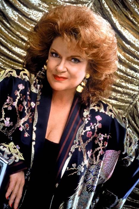 Darlene Conley Kaunareiden kulta-aikana 1990-luvulla.