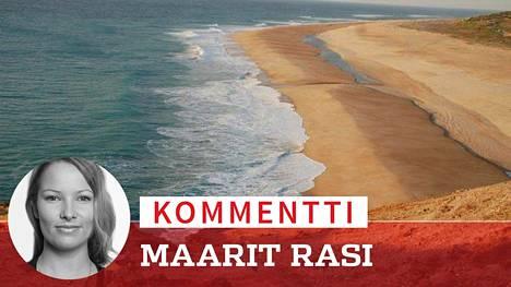 Portugali valittiin vuoden matkakohteeksi, eikä syyttä, kirjoittaa toimittaja Maarit Rasi.