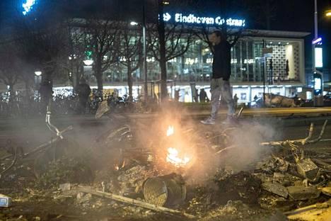 Poliisien ammattiliitto on varoittanut, että protestit voivat jatkua.