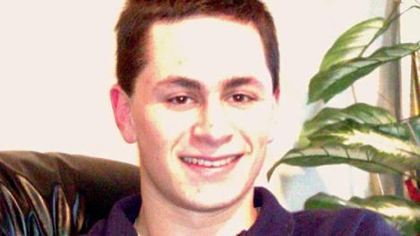 Sarjapommittajaksi epäilty Mark Conditt oli 23-vuotias.