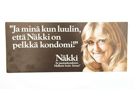 Näkki-mainos.