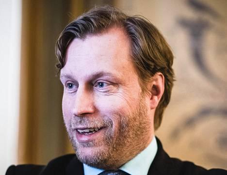 Jarmo Heiskanen on KuPS:n toimitusjohtaja.