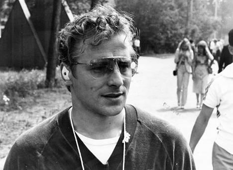 Mauri Röppänen oli Moskovassa erittäin lähellä saavuttaa kesäolympiamitalin 1972 talviolympialaisten hopean jatkoksi.