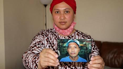 Narita Ayu Yousufin isä menehtyi 69-vuotiaan covid-19-tautiin.