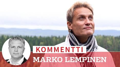 Kommentti: Mika Kojonkosken uusi projekti ei ole mikään Kummeli-vitsi