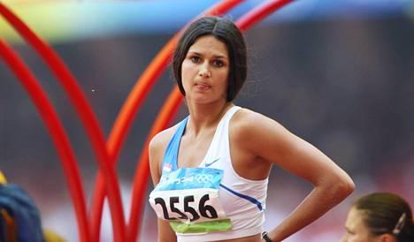 Pekingin olympialaiset teki Leryn Francosta tunnetun vuonna 2008.