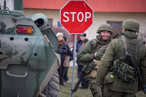 Venäjä kiisti pitkään totuuden: näiden sotilaiden venäläisyyden.