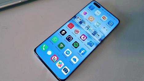 Huawei P40 Pro on kiinalaisvalmistajan lippulaivapuhelin.