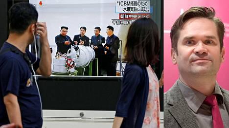 Ulkopoliittisen instituutin ohjelmajohtaja Mika Aaltola näkee, että kyseessä on jatkumo Pohjois-Korean ydinaseohjelmalle, mitä se on vienyt jo parikymmentä vuotta eteenpäin.