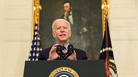 Elvytyspaketti on merkittävä läpimurto presidentti Joe Bidenille.