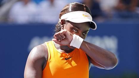 Yllätys! Naisten hallitseva mestari putosi USA:n avoimissa