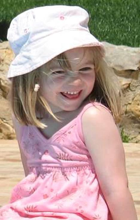 Madeleine katosi vain hieman ennen 4-vuotissyntymäpäiväänsä.